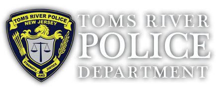 Toms River Police Department Retina Logo