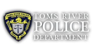 Toms River Police Department Sticky Logo