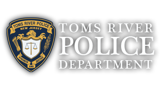 Toms River Police Department Mobile Logo